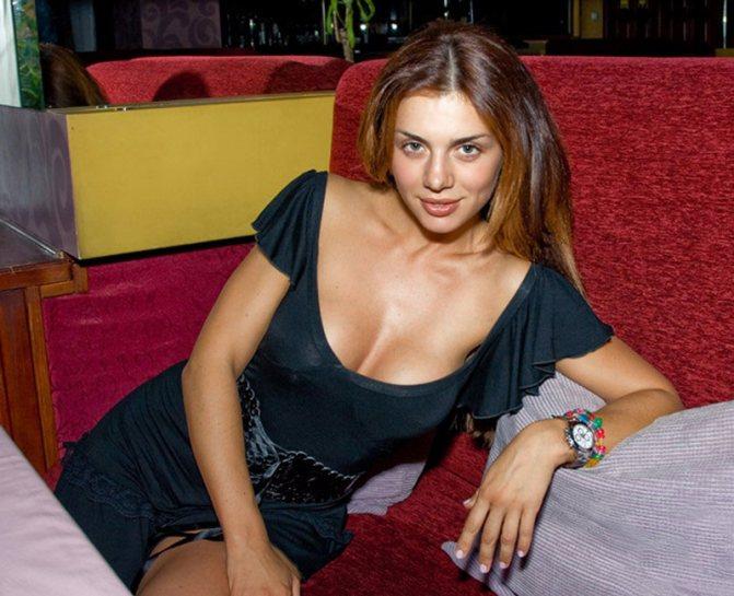 100 лучших фото красотки Анны Седоковой, а также фото ее мужей и детей