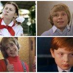 Актеры «Ералаша»: тогда и сейчас