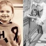 Алина Кабаева в детстве