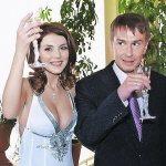 Анна Седокова и Валентин Белькевич поженились в 2004 году. Фото: Инстаграм.