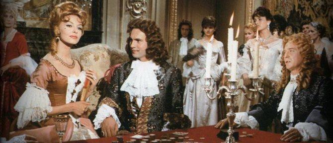 Анжелика и король (1966)
