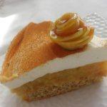 Бисквит с яблоками - 7 рецептов приготовления
