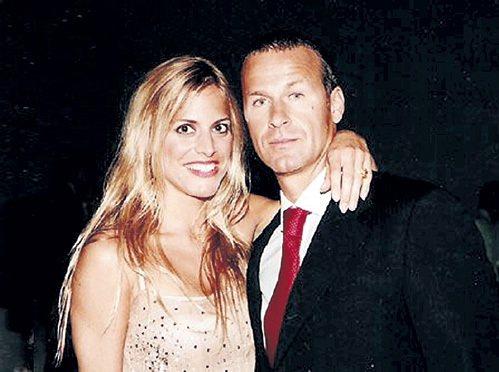 Благодаря мужу Екатерина как сыр в масле катается. Фото: thedirtyapple.com
