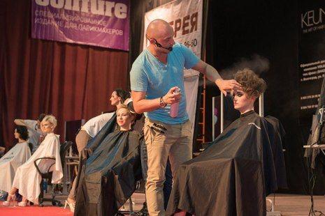 Богданов фестиваль конкурс парикмахеров