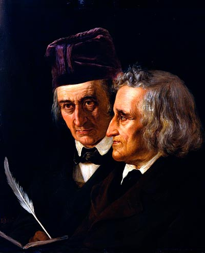 Братья Гримм не пожалели черных красок для описания злодеяний и наказания за них