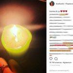 Бьянка показала обручальное кольцо в микроблоге
