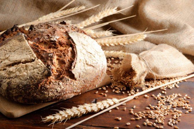 Цельнозерновой хлеб - 5 рецептов из цельнозерновой муки