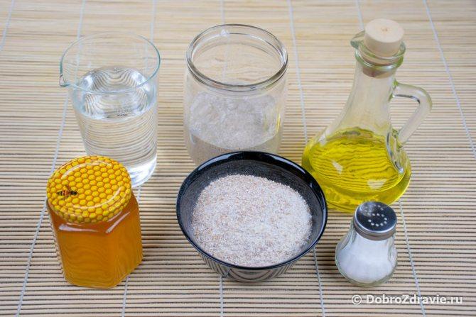 Цельнозерновой хлеб на ржаной закваске - пошаговый рецепт приготовления в духовке с фото