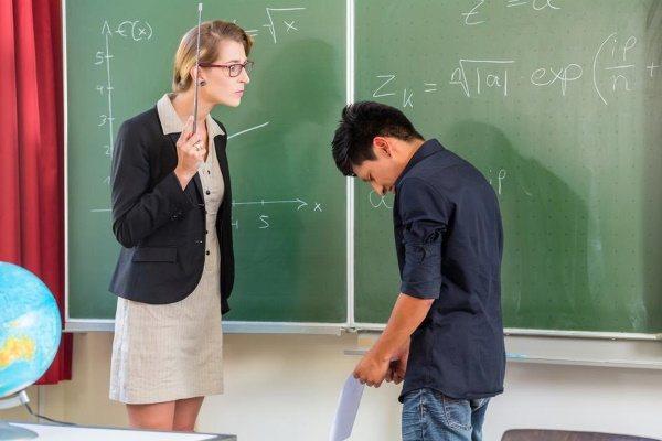 Что не имеют права делать учителя и воспитатели - наказывать