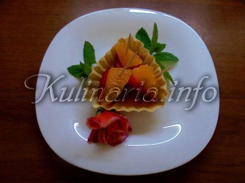 десерты с клубникой фото
