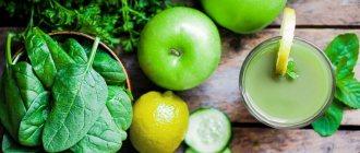 Диета для очищения кишечника от шлаков и токсинов