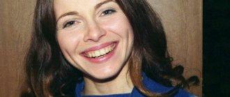 До пластики: фото молодой Екатерины Гусевой