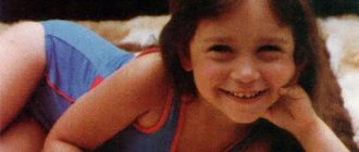Дженнифер Лав Хьюитт в детстве