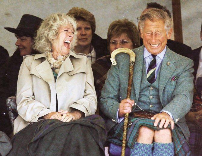 Если и через 45 лет после первой вспыхнувшей между ними искры они так смеются — это ли не любовь?