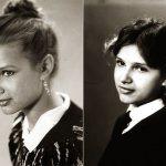 Эвелина Бледанс в юности / Фото: соцсети