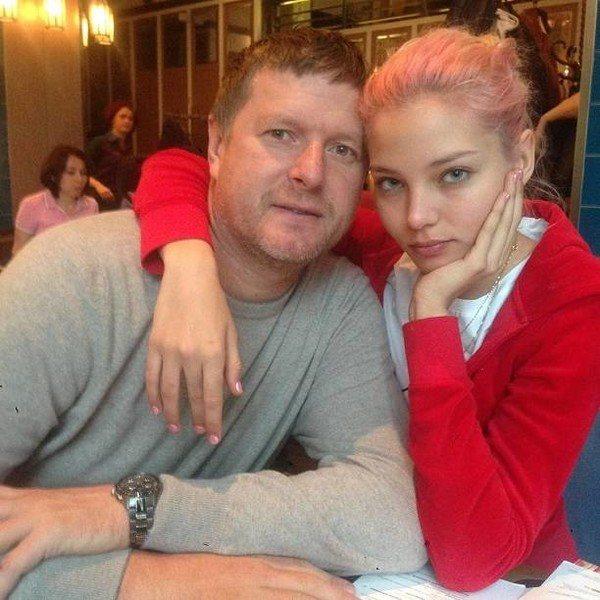 Евгений Кафельников обожает свою дочь