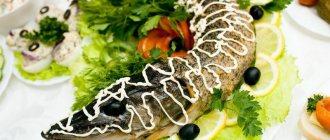 Фаршированная рыба рецепты приготовления - Фаршированная рыба рецепты приготовления