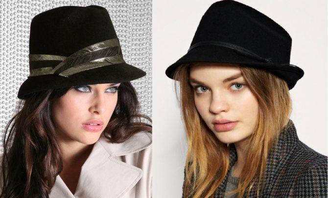 фото женских шляп