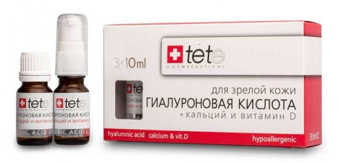 Гиалуроновая кислота поможет привести кожу лица в порядок