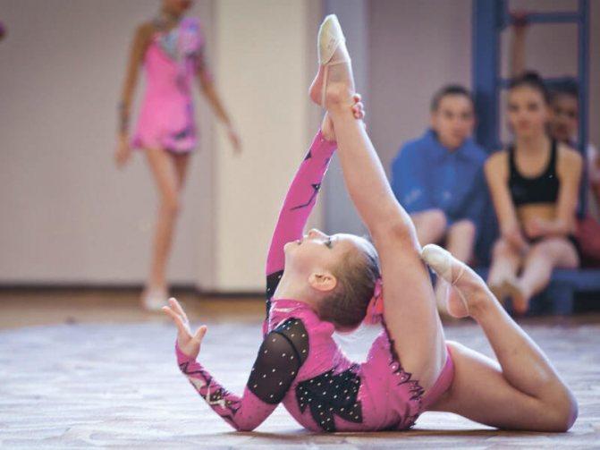 Гимнастика для девочек что это