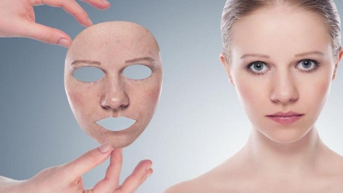 Как быстро привести кожу лица в порядок в домашних условиях?