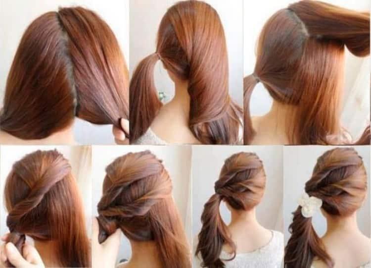 Как делать крутые прически на короткие волосы