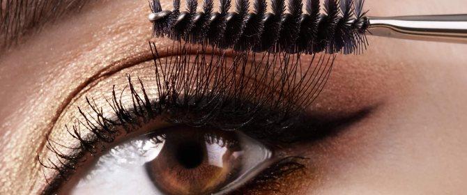 Как красить глаза чтобы сделать их более круглыми