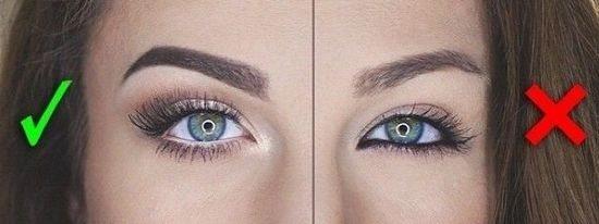 Как накрасить глаза, чтобы они казались больше: советы визажистов