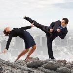 Как отомстить коллеге по работе женщине незаметно