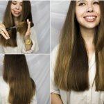 как подстричь волосы самой себе