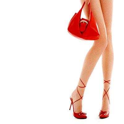 Как поправить худые ноги