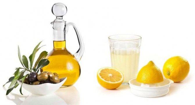 Как правильно пить лимонный сок с оливковым маслом