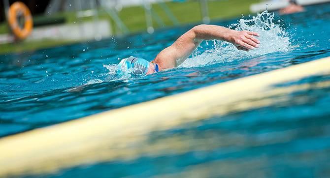 Как правильно посещать бассейн