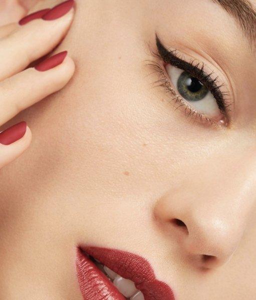 как сделать крутой макияж со стрелками