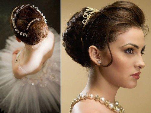 Как сделать пучок на голове на длинные, средние волосы. Небрежный, современный, растрепанный и собранный пучок. Фото