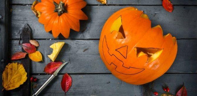Как сделать тыкву на Хэллоуин своими руками 2020: фото пошагово