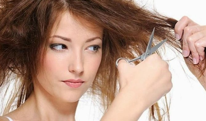 Как восстановить сожженные волосы? Профессиональные средства для сожженных утюжком и феном волос. Можно ли глицерином восстановить волосы в домашних условиях?