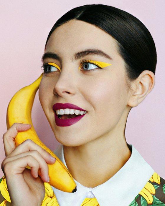 Какой оттенок помады сейчас в моде и какой макияж с маской допустим: мнение визажистов фото № 2