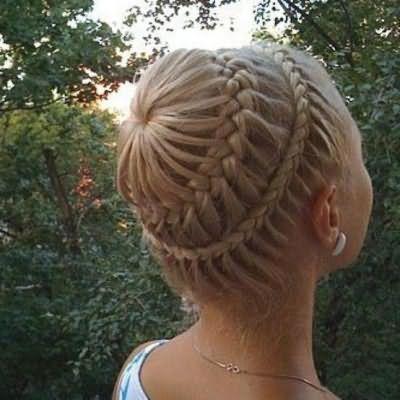 коса водопад фото