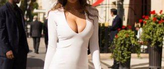 Красивая девушка с большой грудью? Стоит ли делать грудь больше, плюсы и минусы, фото до и после пластики