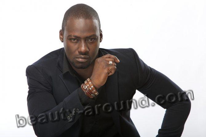 Крис Атто африканский актер фото