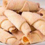 Легкие в приготовлении рецепты рогаликов с повидлом