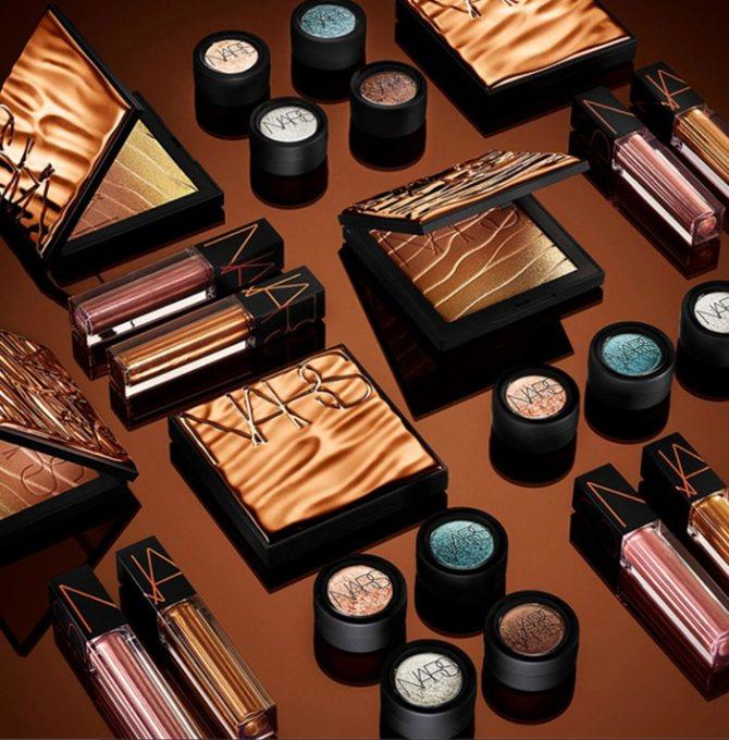 Летняя бронзирующая коллекция макияжа от NARS: Summer 2020 Bronzing Collection