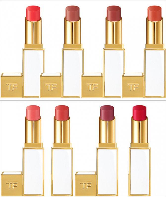 Летняя коллекция Том Форд Soleil Summer 2020 Makeup Collection