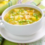 Луковый суп с капустой рецепт