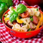 Макароны с овощами рецепты приготовления - Макароны с овощами рецепты приготовления