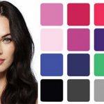 макияж для цветотипа зима