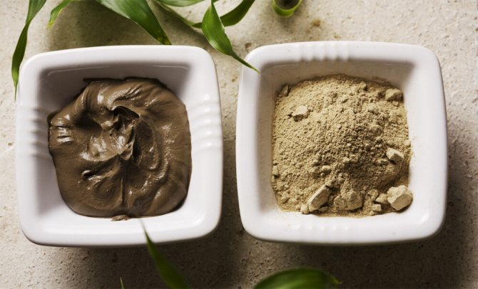 Мази из зеленой глины в домашних условиях