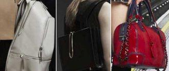 мода 2014 - сумки