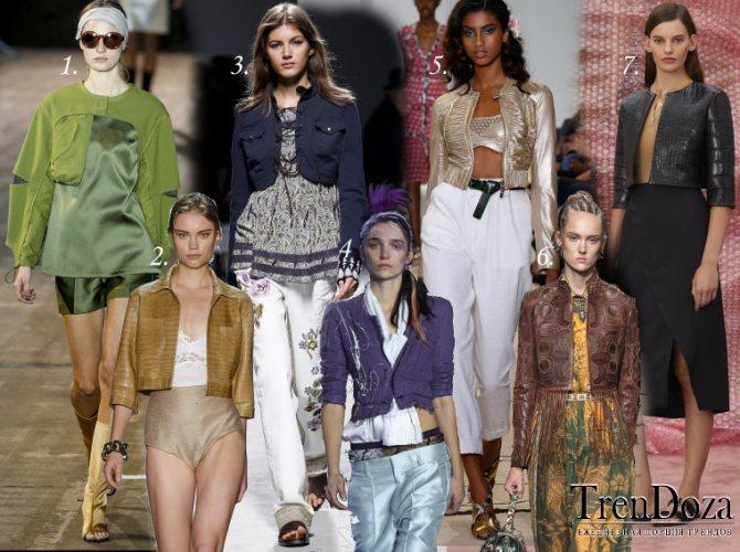 Мода на женские куртки 2020 Весна